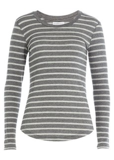 Velvet by Graham & Spencer Long Sleeved Striped Top