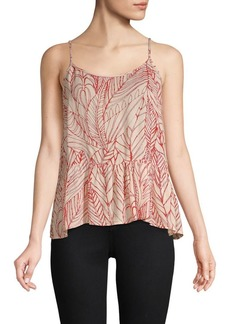 Velvet by Graham & Spencer Madelyn Ruffle Top