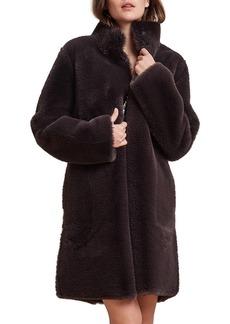 Velvet by Graham & Spencer Mina Faux-Fur Reversible Coat