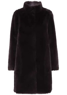 Velvet by Graham & Spencer Mina reversible faux-fur coat