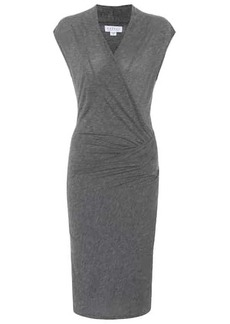Velvet by Graham & Spencer Omega cotton-blend dress