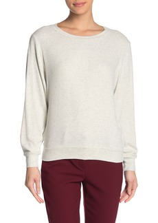 Velvet by Graham & Spencer Ribbed Knit Pullover Sweater