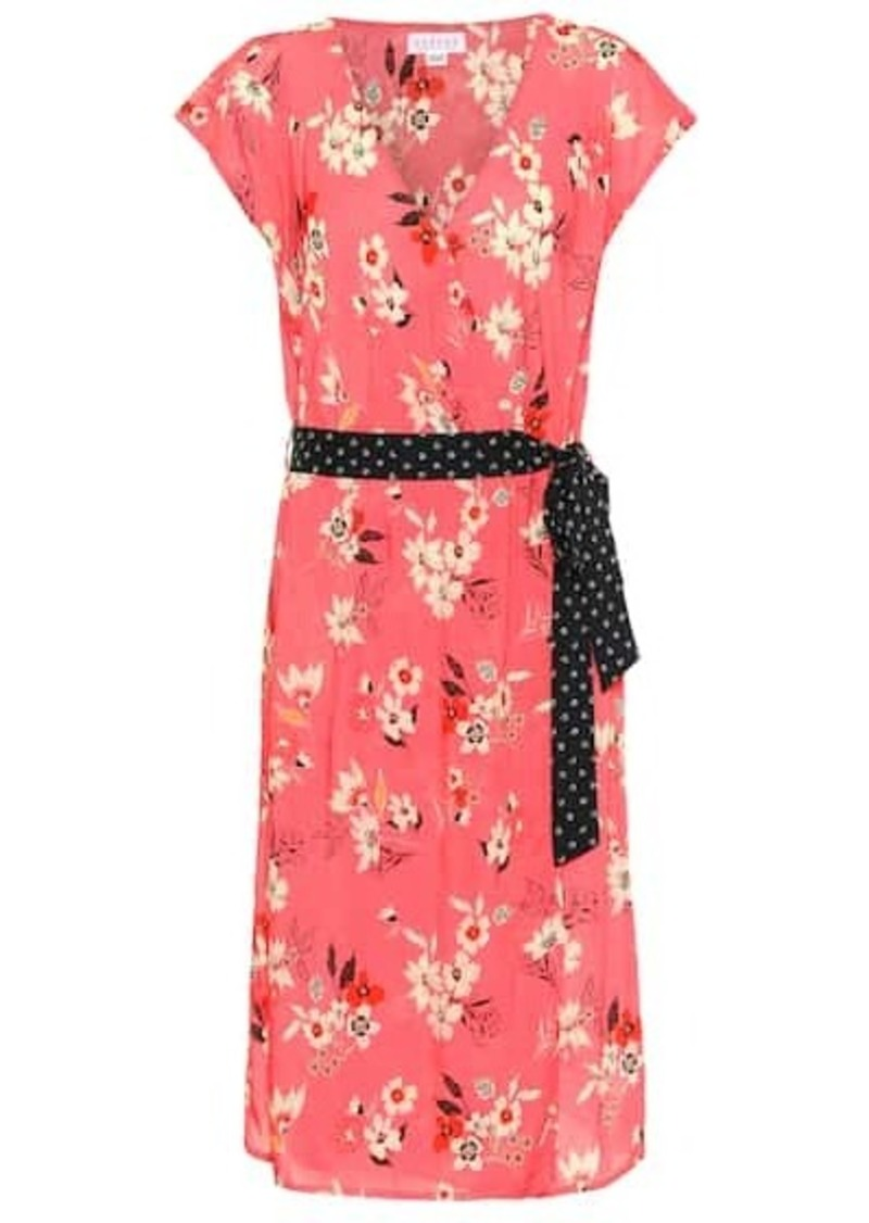 Velvet by Graham & Spencer Romina floral dress