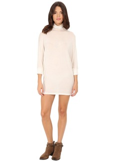 Velvet by Graham & Spencer Shaylen Turtleneck Dress