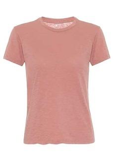Velvet by Graham & Spencer Sierra cotton T-shirt