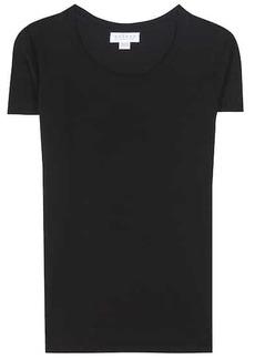 Velvet by Graham & Spencer Snoop cotton jersey T-shirt