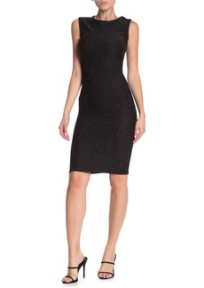 Velvet by Graham & Spencer Sparkle Bodycon Midi Dress