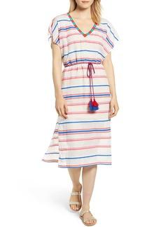 Velvet by Graham & Spencer Stripe Caftan Dress