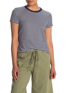 Velvet by Graham & Spencer Stripe T-Shirt