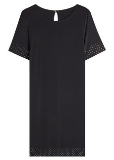 Velvet by Graham & Spencer Stud Embellished Dress