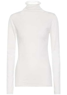 Velvet by Graham & Spencer Talisia stretch-cotton top