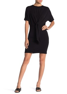 Velvet by Graham & Spencer Tie Front Knit Dress