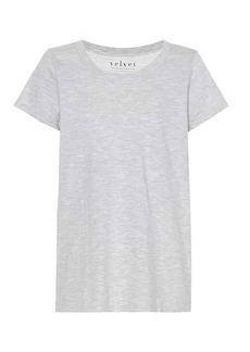 Velvet by Graham & Spencer Tilly cotton T-shirt