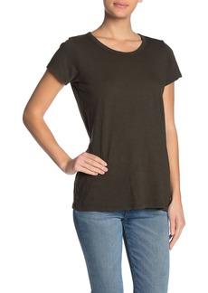 Velvet by Graham & Spencer Tilly Slub Knit T-Shirt