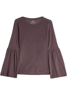 Velvet by Graham & Spencer Top with Cotton