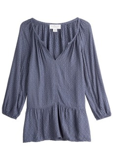 Velvet by Graham & Spencer Tunic Blouse