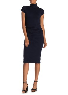 Velvet by Graham & Spencer Valda Gauzy Whisper Midi Dress