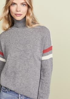 Velvet by Graham & Spencer Velvet Bonnie Cashmere Sweater
