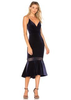 Velvet Bra Dress