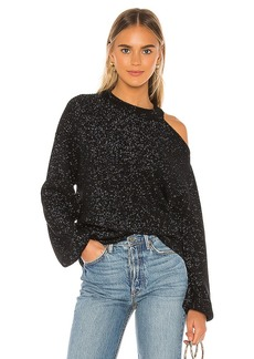 Velvet by Graham & Spencer Adrienne Cold Shoulder Sweater