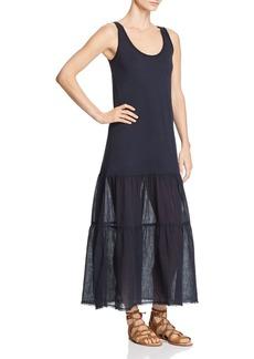 Velvet by Graham & Spencer Agnese Tiered Maxi Dress