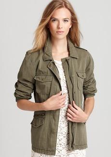 Velvet by Graham & Spencer Army Jacket