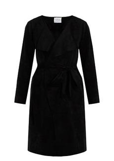 Velvet By Graham & Spencer Aubrey faux-suede jacket