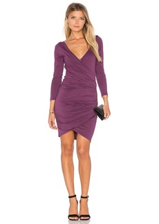 Velvet by Graham & Spencer Beatriz Long Sleeve Body Con Dress