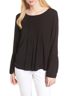 Velvet by Graham & Spencer Bell Cuff Blouse