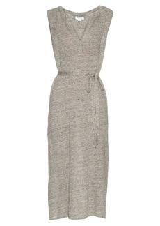 Velvet By Graham & Spencer Bethzy linen dress