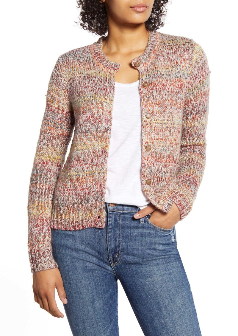 Velvet by Graham & Spencer Button-Up Cardigan Sweater