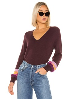 Velvet by Graham & Spencer Caren Cashmere Sweater