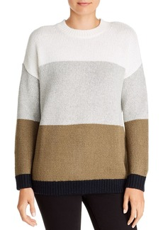 Velvet by Graham & Spencer Alessia Color-Block Sweater - 100% Exclusive