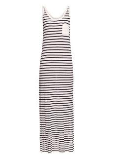 Velvet By Graham & Spencer Debbie multi-striped sleeveless dress
