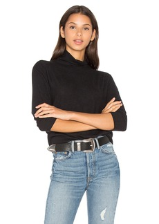 Velvet by Graham & Spencer Eada Long Sleeve Turtleneck Top