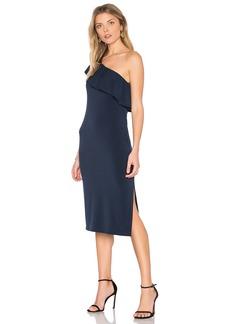 Velvet by Graham & Spencer Esperanza One Shoulder Dress