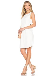 Velvet by Graham & Spencer Eugenia Tank Dress in White. - size M (also in S,XS)