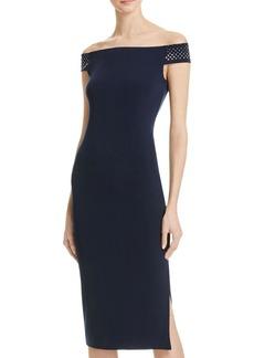 Velvet by Graham & Spencer Francella Off-The-Shoulder Dress