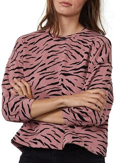 Velvet by Graham & Spencer Hilda Puff Sleeve Sweatshirt