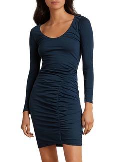 Velvet by Graham & Spencer Jessica Ruched Bodycon Dress