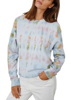 Velvet by Graham & Spencer Jody Tie Dye Sweatshirt