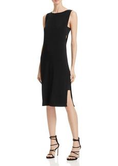 Velvet by Graham & Spencer Leia Open Side Dress