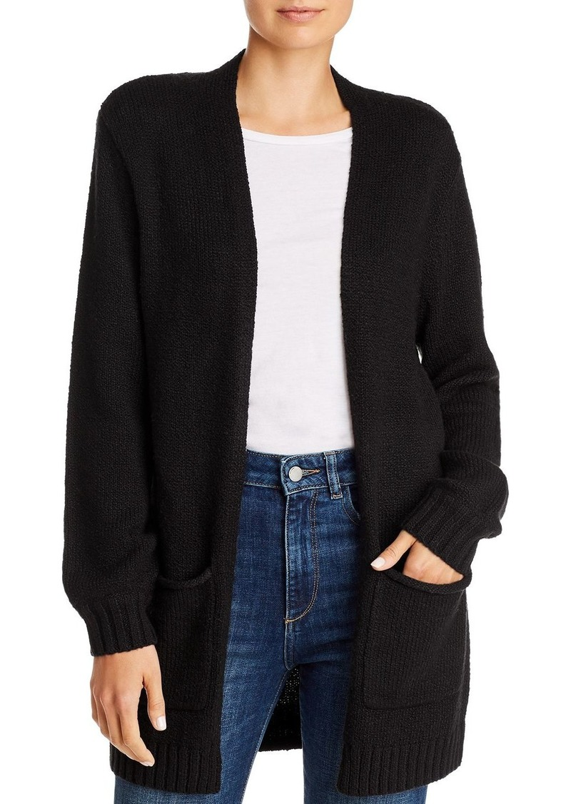 Velvet by Graham & Spencer Long Open-Front Cardigan - 100% Exclusive