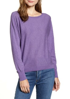 Velvet by Graham & Spencer Lux Cotton Sweater