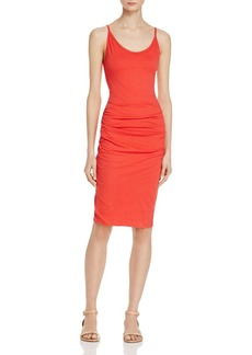 Velvet by Graham & Spencer Mika Ruched Cami Dress