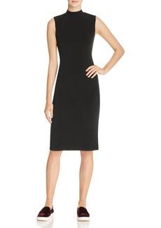 Velvet by Graham & Spencer Mock Neck Jersey Dress