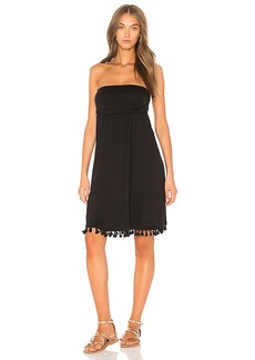 Velvet by Graham & Spencer Monique Dress in Black. - size M (also in S,XS)