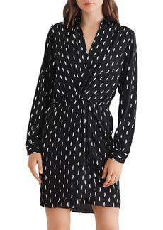Velvet by Graham & Spencer Nala Crossover Dress