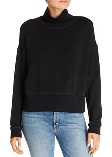Velvet by Graham & Spencer Presly Turtleneck Sweatshirt