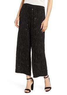 Velvet by Graham & Spencer Raindrop Sequin Pants